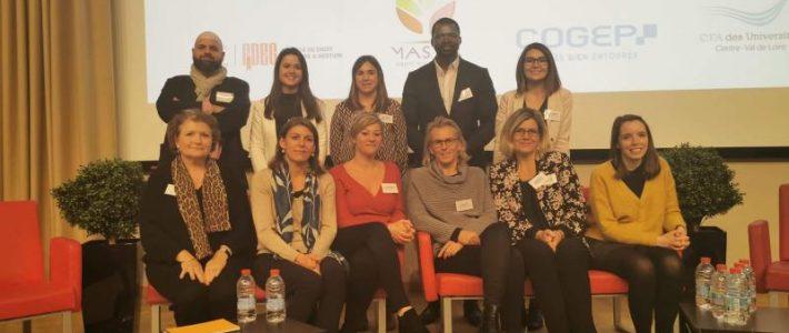 Notre première conférence de l'année sur les métiers du droit social et des ressources humaines !